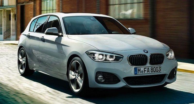 BMW118iプレゼント