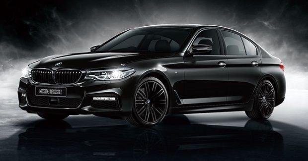 BMW5シリーズプレゼント
