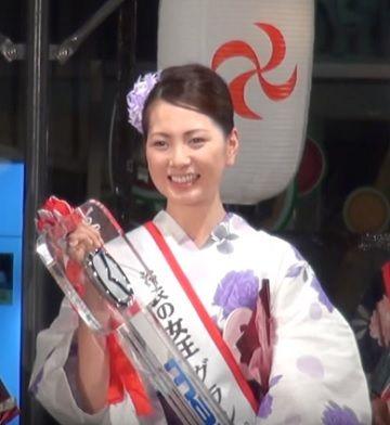 浴衣の女王2012